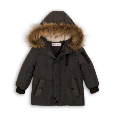 Minoti Kabát chlapecký zimní Parka, Minoti, RAD 2, antracit