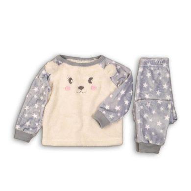 Minoti Pyžamo dívčí fleezové, Minoti, FLUFF 8, holka