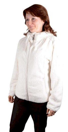 Bugga mikina dámská s kapucí, Bugga, PD930, béžová