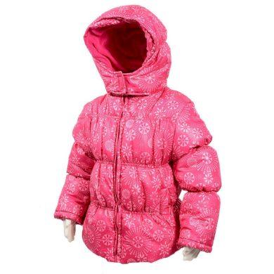 Pidilidi bunda PUFFY, Pidilidi, PD936, růžová