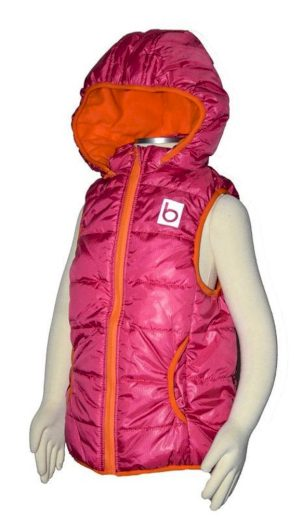 Pidilidi vesta dětská nylonová, Pidilidi, PD974, holka