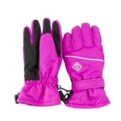 Pidilidi rukavice prstové dětské, Pidilidi, PD0999, růžová