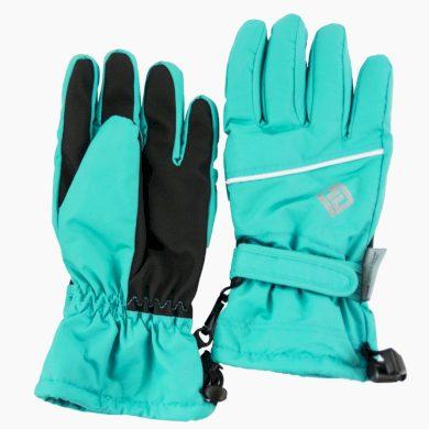 Pidilidi rukavice prstové dětské, Pidilidi, PD0999, modrá