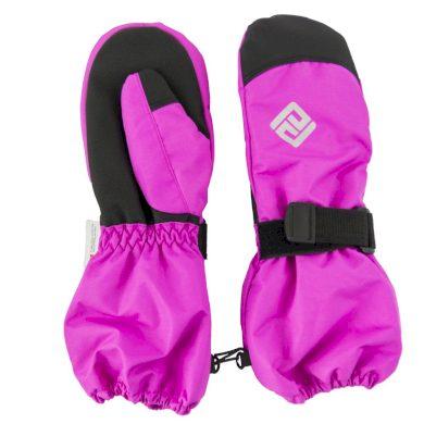 Pidilidi rukavice palcové dětské, Pidilidi, PD1000, růžová