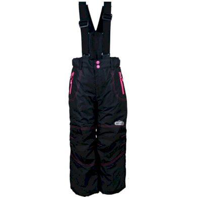 Pidilidi kalhoty zimní lyžařské, Pidilidi, PD1016-10, černá