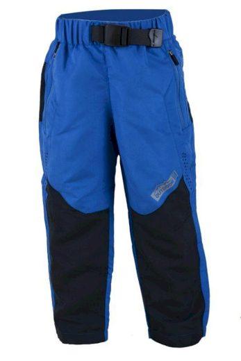 Pidilidi kalhoty sportovní s fleezem outdoorové, Pidilidi, PD1028-04, modrá