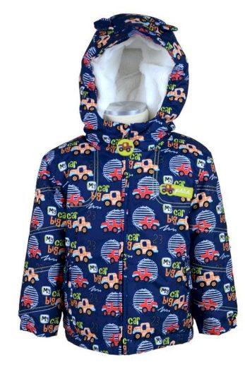 Pidilidi bunda zimní dětská, Pidilidi, PD1031-02, kluk