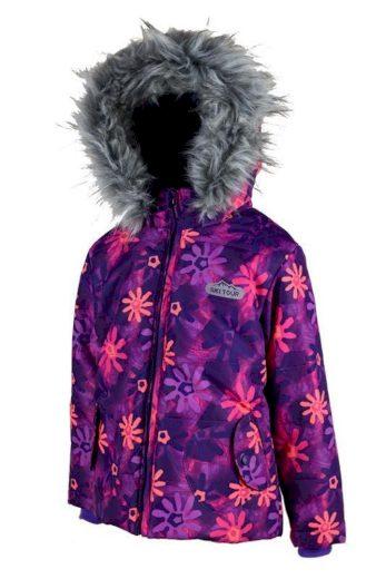 Pidilidi bunda zimní dětská, Pidilidi, PD1034-01, holka