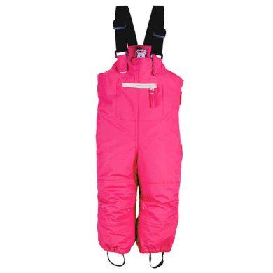 Pidilidi kalhoty dětské zimní, Pidilidi, PD1037-03, růžová