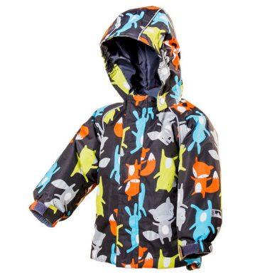 Pidilidi bunda dětská zimní nepromokavá, Pidilidi, PD1039-02, kluk