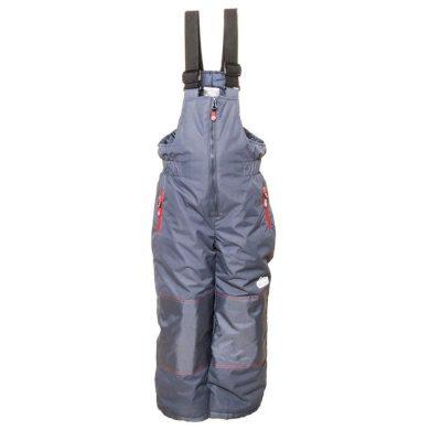 Pidilidi kalhoty lyžařské zimní chlapecké, Pidilidi, PD1045-09, šedá