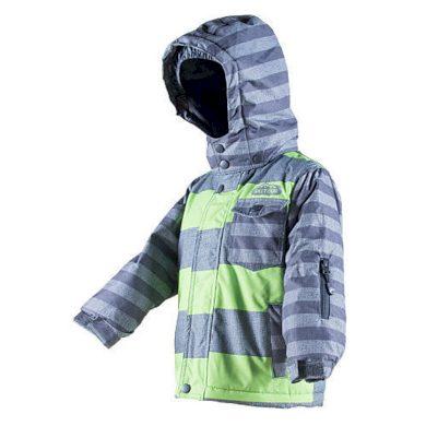 Pidilidi bunda zimní chlapecká, Pidilidi, PD1054-19, zelená
