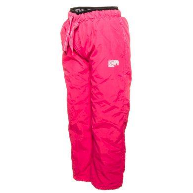 Pidilidi kalhoty sportovní s fleezem outdoorové, Pidilidi, PD1060-03, růžová