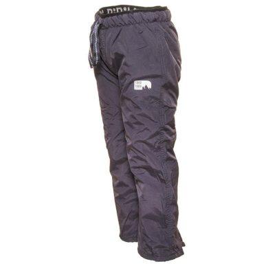 Pidilidi kalhoty sportovní s fleezem outdoorové, Pidilidi, PD1060-09, šedá
