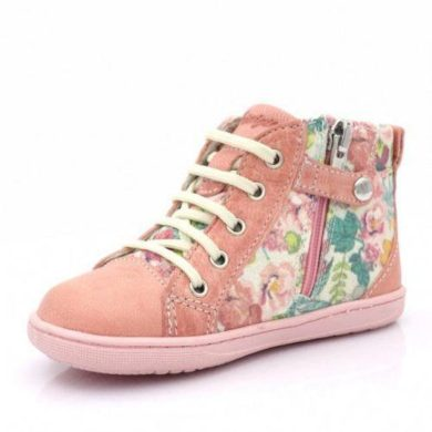 Primigi Dívčí kotníková obuv, Primigi, 7028200, růžová
