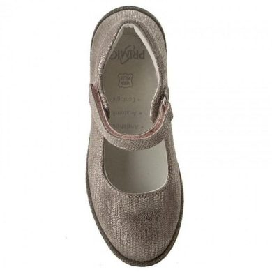 Primigi Dívčí baleríny, Primigi, 7187277, šedá