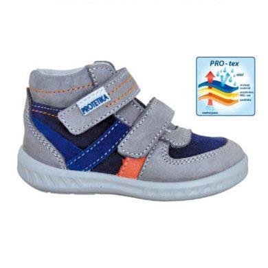Protetika obuv dětská celoroční SOREN, Protetika, šedá