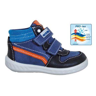 Protetika obuv dětská celoroční NORIS, Protetika, modrá