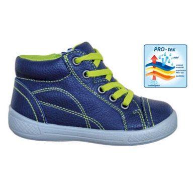 Protetika obuv dětská celoroční PRESTON, Protetika, modrá