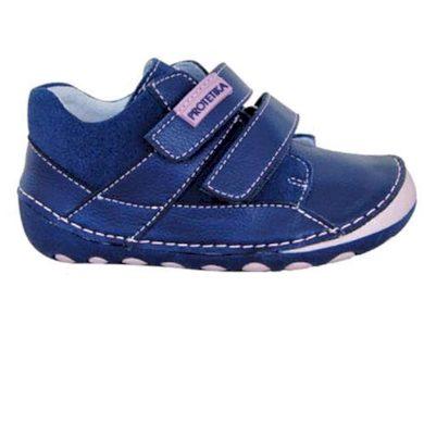 Protetika obuv dětská barefoot NED PINK, Protetika, modrá