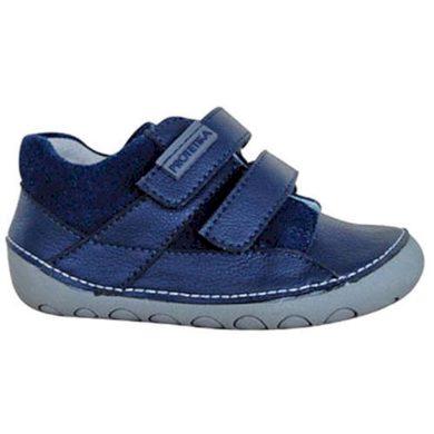 Protetika obuv dětská barefoot NED NAVY, Protetika, modrá