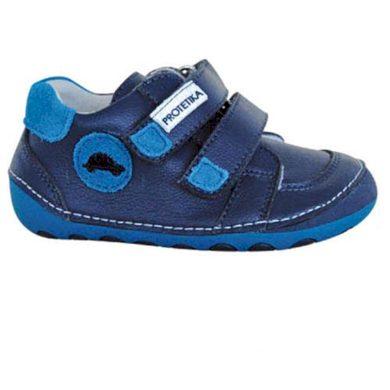 Protetika obuv dětská barefoot FERGUS, Protetika,  modrá