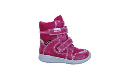 Protetika obuv dívčí zimní DENERIS FUXIA, Protetika, fuchsia
