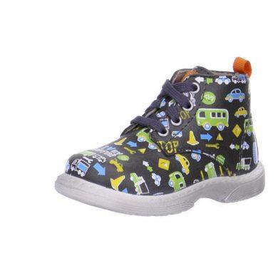 Superfit vycházková obuv SOFTBUBBLE, Superfit, 4-00310-06, hnědá