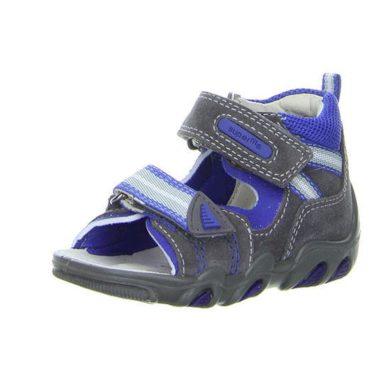 Superfit sandály ROCKY, Superfit, 2-00033-07, modrá
