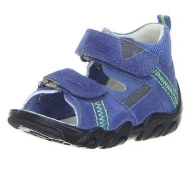 Superfit sandály ROCKY, Superfit, 4-00035-88, modrá