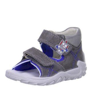 Superfit sandály FLOW, Superfit, 6-00011-07, šedá