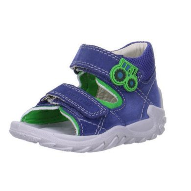 Superfit sandály FLOW, Superfit, 6-00011-89, světle modrá