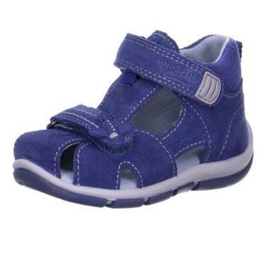 Superfit Chlapecké sandály FREDDY, Superfit, 6-00144-87, modrá