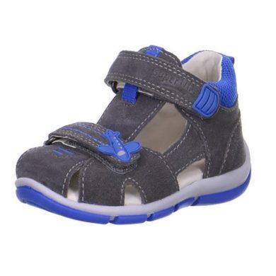 Superfit Chlapecké sandály FREDDY, Superfit, 6-00144-06, šedá