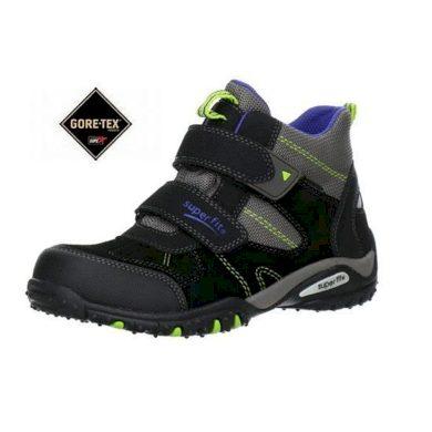 Superfit Dětská zimní bota SPORT4, Superfit, 7-00364-02, černá