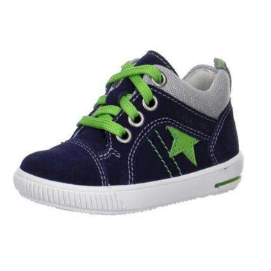 Superfit Dětské celoroční boty MOPPY, Superfit, 0-00353-81, modrá