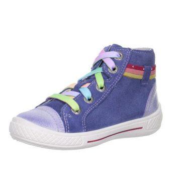 Superfit Dětské celoroční boty TENSY, Superfit, 0-00092-77, fialová