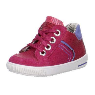 Superfit Dětské celoroční boty MOPPY, Superfit, 0-00344-64, růžová