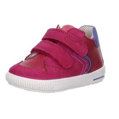 Superfit Dětské celoroční boty MOPPY, Superfit, 0-00343-64, růžová
