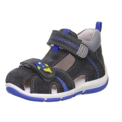 Superfit Dětské sandály FREDDY, Superfit, 0-00144-07, šedá