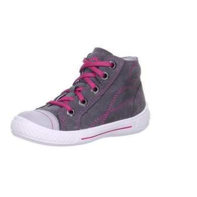Superfit Dívčí obuv TENSY, Superfit, 8-00103-06, šedá
