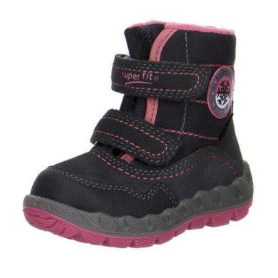 Superfit zimní boty ICEBIRD, Superfit, 1-00013-48, růžová