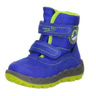 Superfit zimní boty ICEBIRD, Superfit, 1-00013-85, modrá