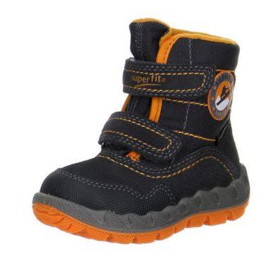 Superfit zimní boty ICEBIRD, Superfit, 1-00013-47, oranžová