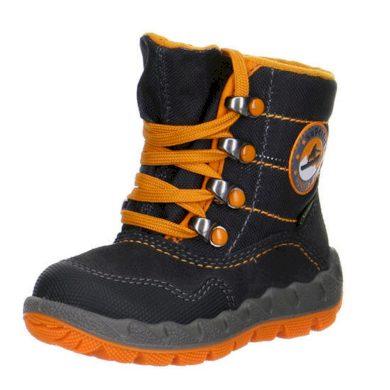 Superfit zimní boty ICEBIRD, Superfit, 1-00014-47, oranžová