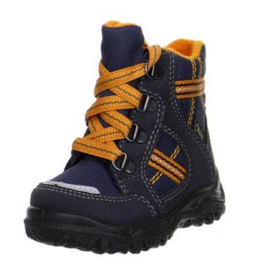 Superfit zimní boty HUSKY, Superfit, 1-00042-81, oranžová