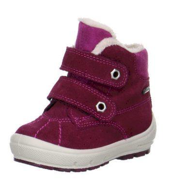 Superfit zimní boty GROOVY, Superfit, 1-00307-67, růžová
