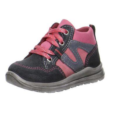 Superfit dětská celoroční obuv MEL, Superfit, 1-00323-07, růžová