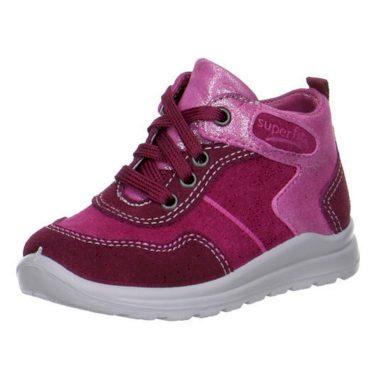Superfit dětská celoroční obuv MEL, Superfit, 1-00324-67, růžová