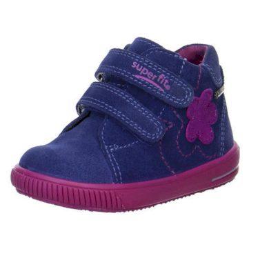 Superfit dětská celoroční obuv MOPPY, Superfit, 1-00347-88, modrá